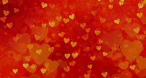 Mosaico com 6 Fotos e frase Meus Amores