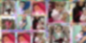 Mosaico com 30 fotos do Facebook