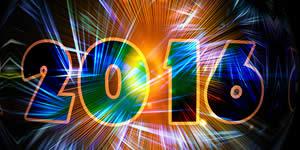 Mosaico de Año Nuevo con 17 amigos! Crea tu propio!