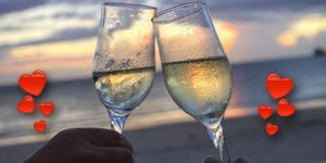 Qual amizade sua merece um brinde?