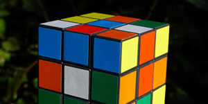 Rubik's Cube with 26 friends! Create yours!