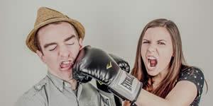 Quais amigos levariam uma surra pra te defender?