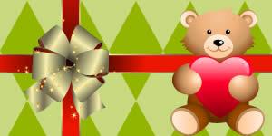Para quem você mandaria um ursinho em agradecimento a amizade?