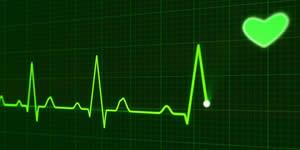 A que velocidade o coração do seu amor bate por você?