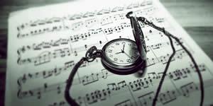 Crie seu mosaico de 6 amigos com notas musicais