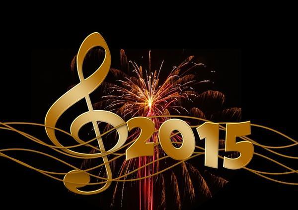 Frohes neues Jahr 2015!