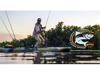 Fishing Kayak Demo Day | Idaho River Sports | Boise Events