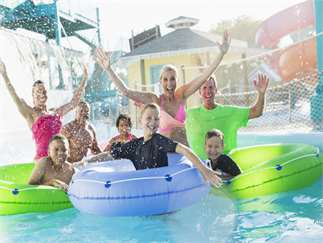 Shipwreck Island Waterpark At Adventure Landing Open For