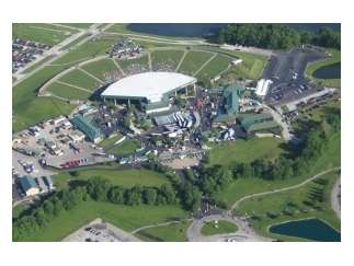 Klipsch Music Center Parking Map Ruoff Home Mortgage Music Center | Noblesville Events at