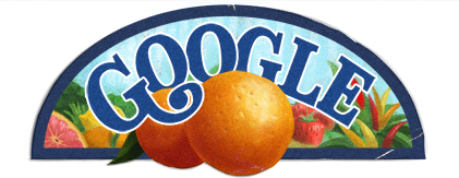 Google Logo For Albert Szent-Gyorgyi's 118th Birthday
