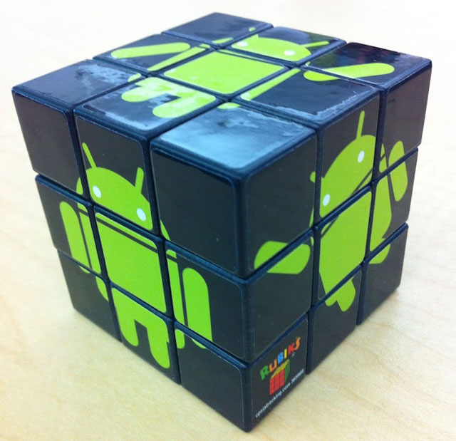Android Rubik's Cube