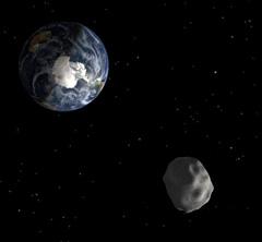 Google Logo For Asteroid 2012 DA14 Near Miss