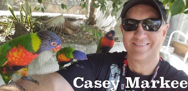Casey Markee