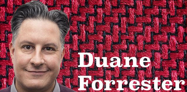 Duane Forrester