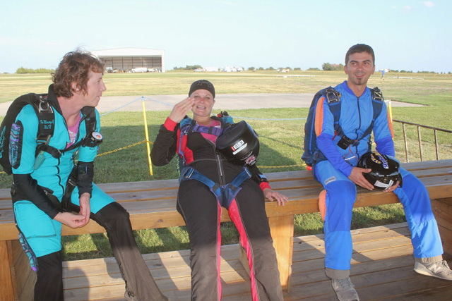 Google's Gary Illyes Skydives
