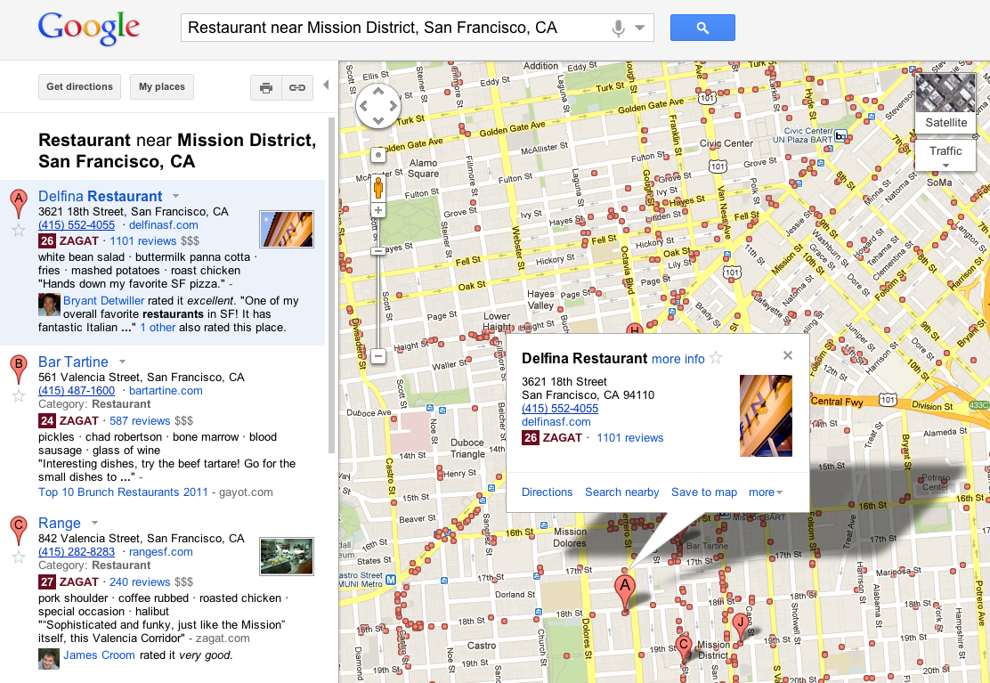Google Places Replaces By Google+ Local on