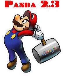 Google Panda 2.3