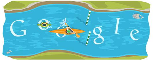 Google Slalom Canoe