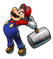 Google MArio