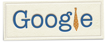 Google's Father's Day Logo