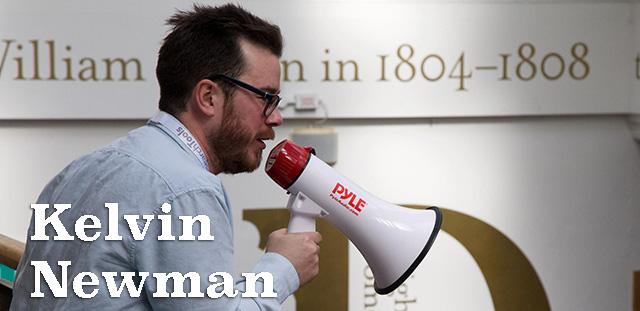 Kelvin Newman