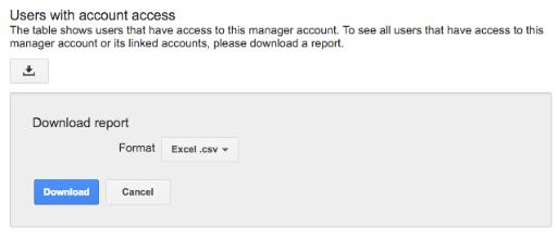 how to create a manager account on google adwords