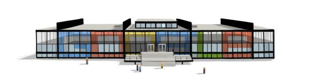 Ludwig Mies van der Rohe Google Logo