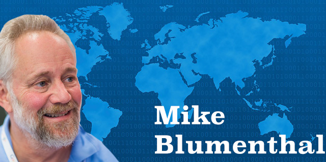 Mike Blumenthal