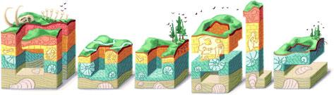 Nicolas Steno Google Logo