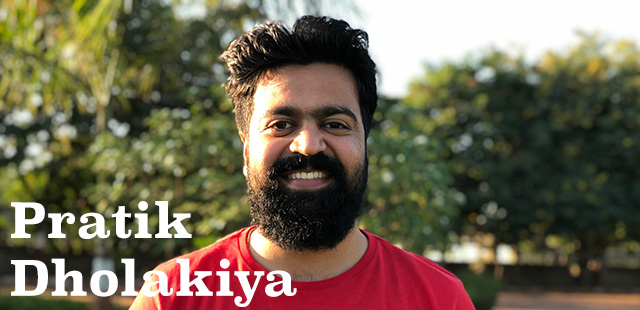 Pratik Dholakiya