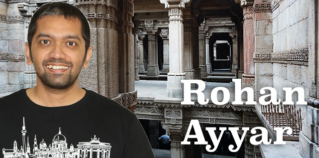 Rohan Ayyar The Search Community Honors You