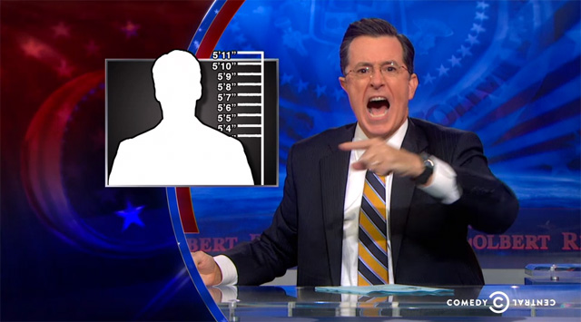 Stephen Colbert Google Height