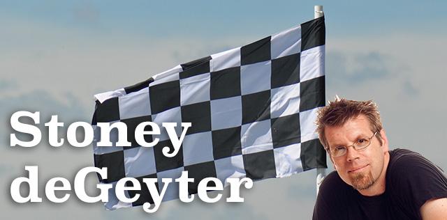 Stoney deGeyter