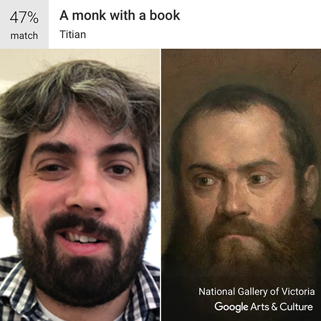 Who's your art doppelganger? Google app's popular feature comes to Canada