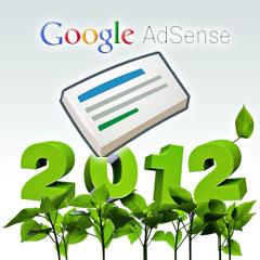 Google AdSense 2012