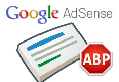 google adsense adblock