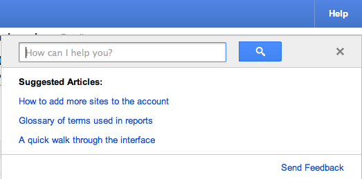 Google AdSense Help