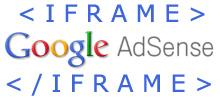 Google AdSense IFRAME