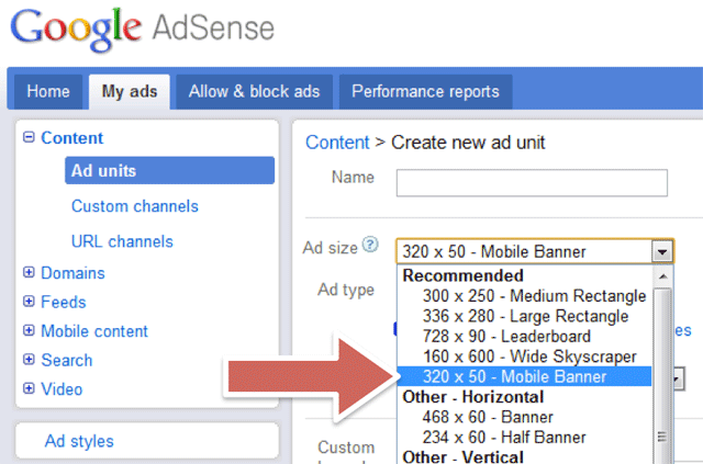 Google Adsense Mobile Content Ads Migrating To Core Content Ads