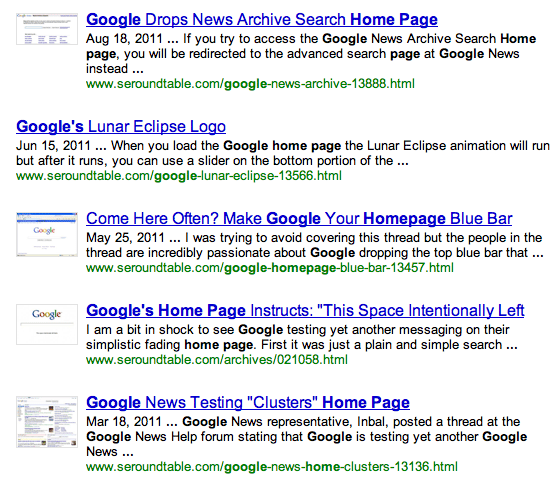Google AdSense Search Now With Images