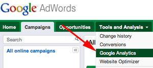 Google AdWords MCC Analytics Linkage Bug