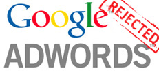 AdWords Disapproval