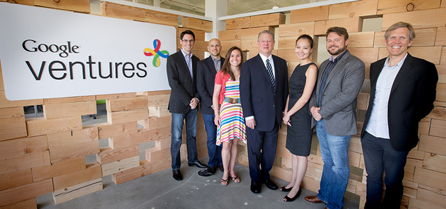 Al Gore At Google Ventures