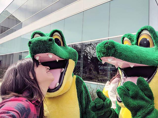 Alligators At Google