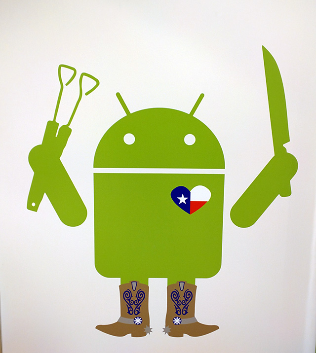 Android Texas BBQ​