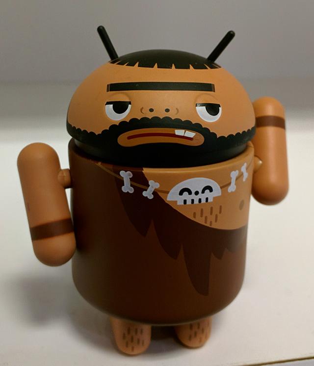 Android Caveman