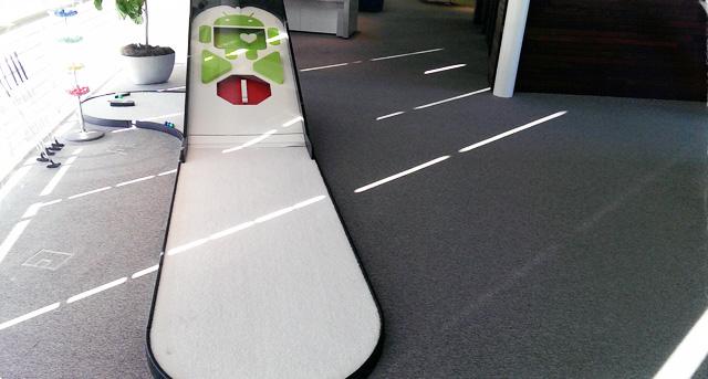Android Mini Golf