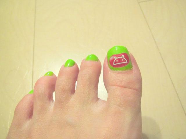 Nail polish android nail polish prinsesfo Gallery