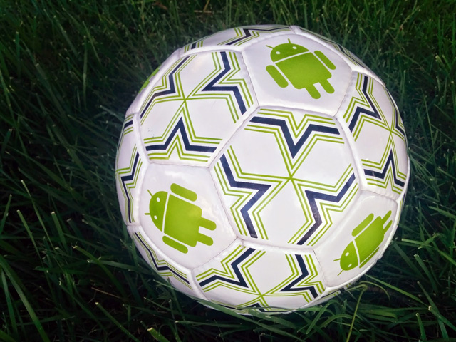 Android Soccer Ball