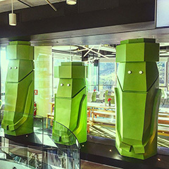 Android Totem Poles